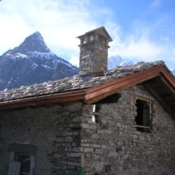 Chalet in Valle d'Aosta.
