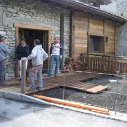 Chalet in Valle d'Aosta.