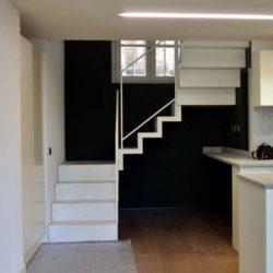 Casa Negri della Torre - appartamento a restauro quasi ultimato.