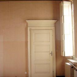 Casa Negri della Torre - appartamento prima del restauro.