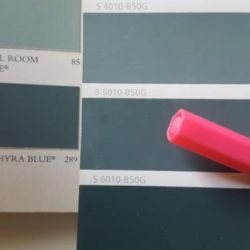 Palette colori.